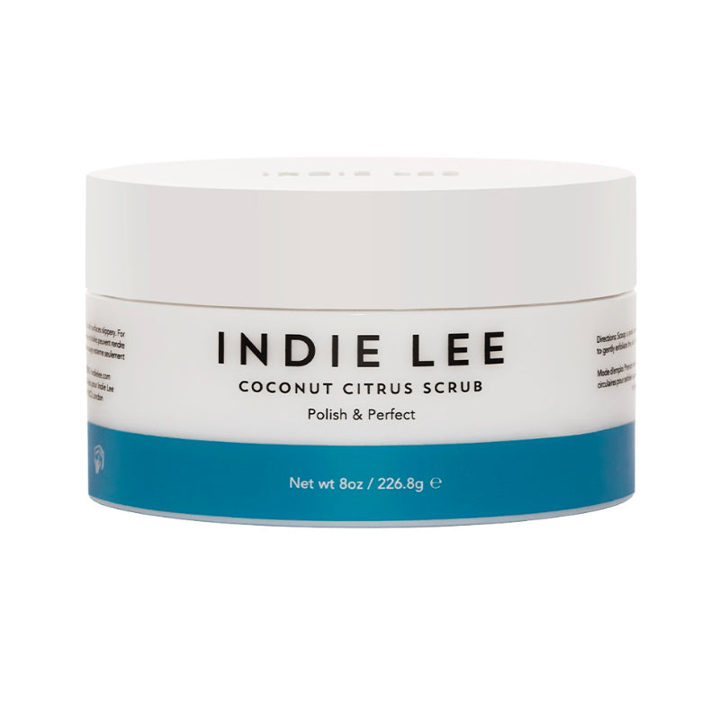 INDIE LEE | Coconut Citrus Scrub