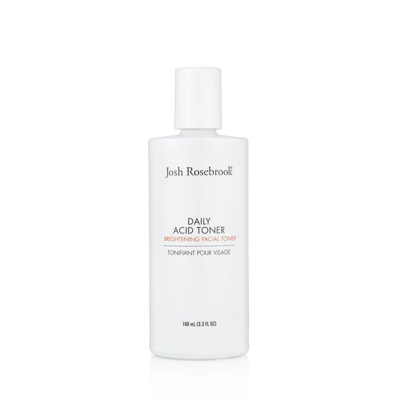 Brightening Facial Toner Josh Rosebrook Clean Beauty Products