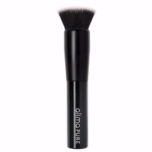 Kabuki Brush Vegan and Cruelty Free Makeup Brushes by Alima Pure