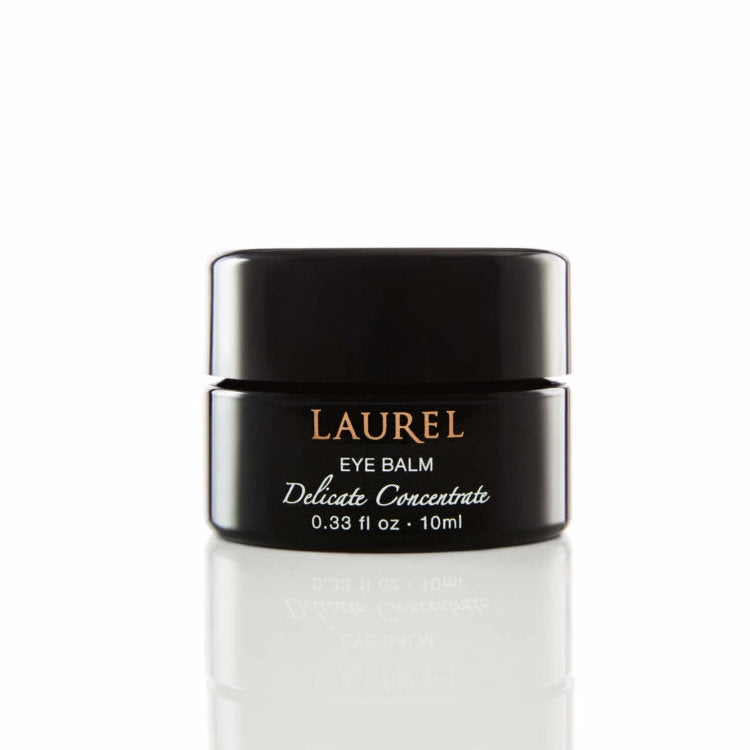 Laurel Eye Balm Natural Eye Cream Clean Beauty Organic Cosmetics