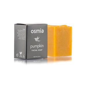 Load image into Gallery viewer, Osmia Pumpkin Facial Soap Gentle Face Wash