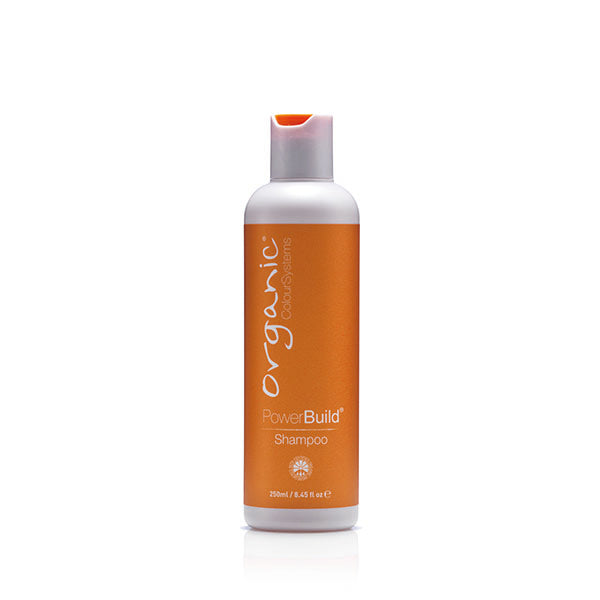ORGANIC COLOUR SYSTEMS Power Build Shampoo Sulfate and Paraben Free Shampoo Clean Beauty Products