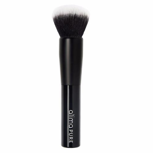 Powder Foundation Brush Vegan and Cruelty Free Makeup Brushes by Alima Pure