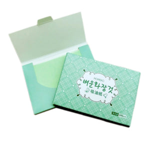 Roots Clean Beauty Oil Blotting Papers