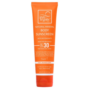 SUNTEGRITY | Moisturizing Body Sunscreen SPF 30