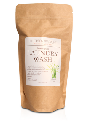 LIL' GREEN WAGON | Laundry Wash Refill Bag