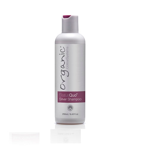 ORGANIC COLOUR SYSTEMS | Status Quo Silver Shampoo