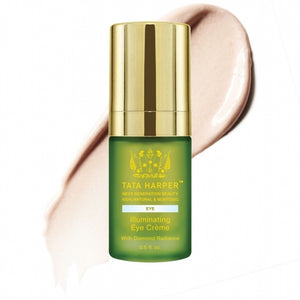 TATA HARPER Illuminating Eye Crème Eye Serum Natural Eye Cream Clean Cosmetics