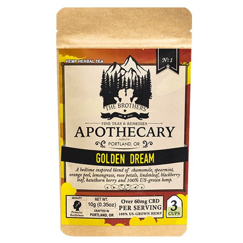 Load image into Gallery viewer, THE BROTHERS APOTHECARY | Hemp CBD Tea