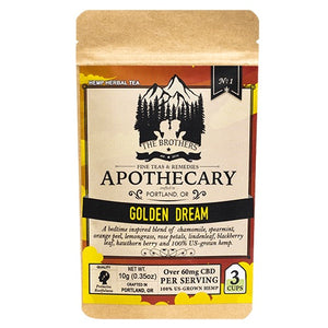 THE BROTHERS APOTHECARY | Hemp CBD Tea