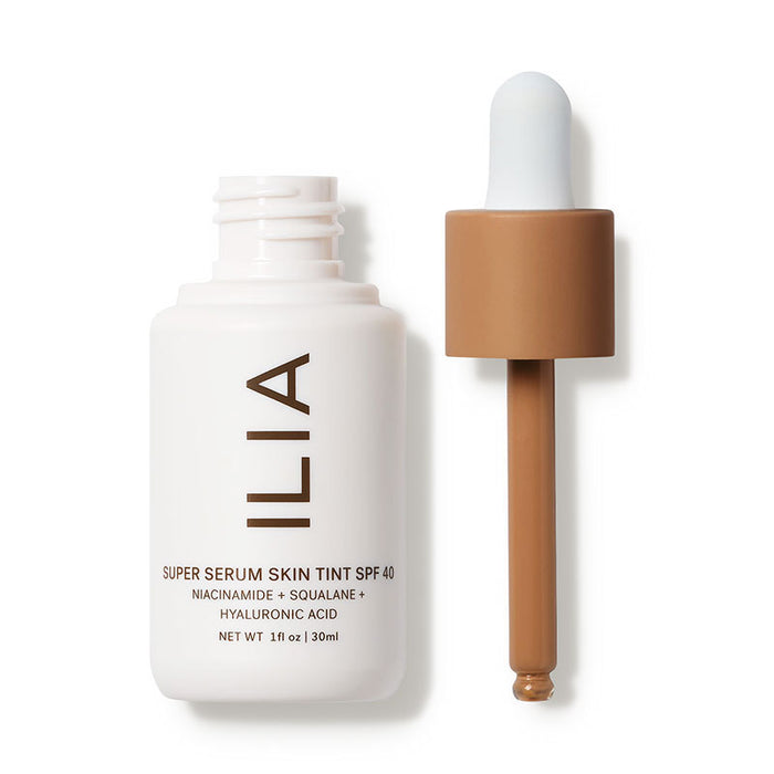 Tinted Moisturizer Organic Makeup with SPF and Sunscreen Ilia Beauty Kamari ST13