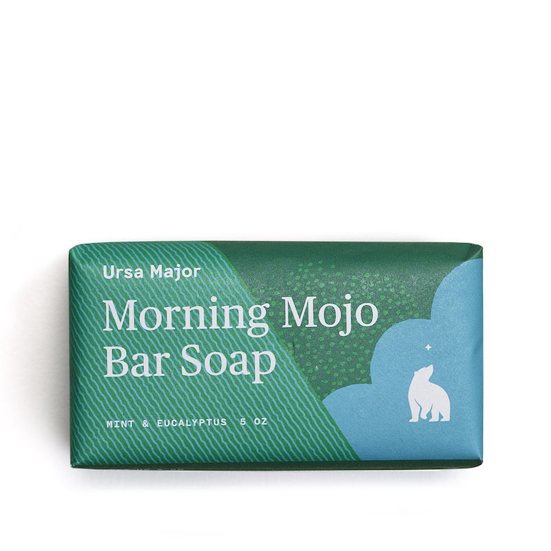 URSA MAJOR | Morning Mojo Bar Soap