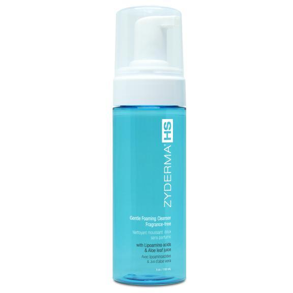 Zyderma Natural Skincare Foaming Cleanser
