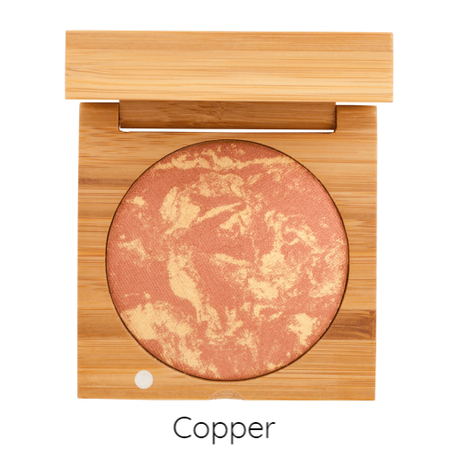 Antonym Cosmetics Baked Blush Copper