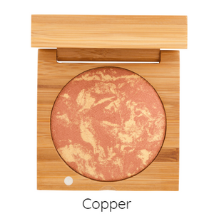 Load image into Gallery viewer, Antonym Cosmetics Baked Blush Copper