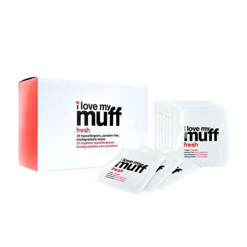 I LOVE MY MUFF | Fresh Wipes