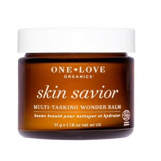 ONE LOVE ORGANICS | Skin Savior Multi-Tasking Wonder Balm