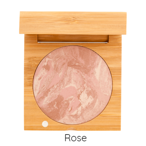Antonym Cosmetics Baked Blush Rose