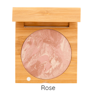 Load image into Gallery viewer, Antonym Cosmetics Baked Blush Rose