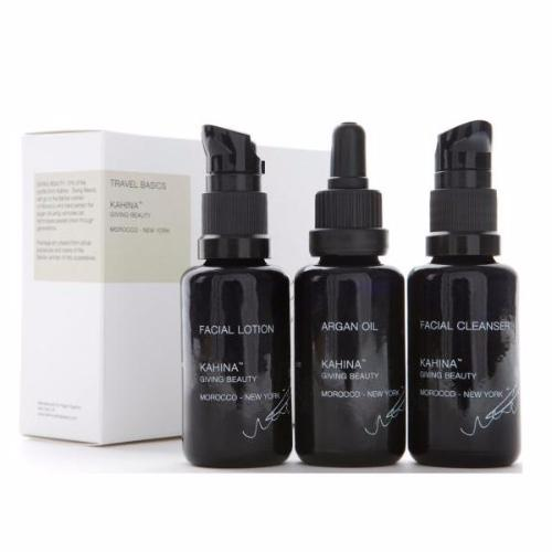 KAHINA GIVING BEAUTY | Travel Basics