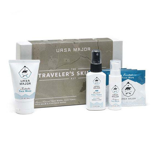 URSA MAJOR | Traveler's Skin Care Kit