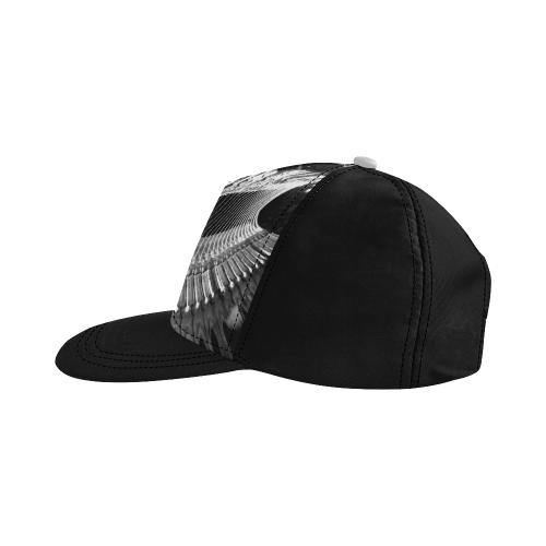Moscow Nights Snapback Cap, snapback caps - Viaggi By Jase King