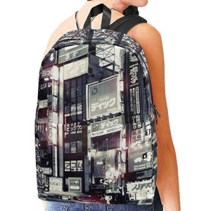 Tokyo Pulse Backpack, Backpack - Viaggi By Jase King