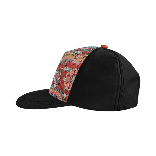Panorama Llama Snap Back Cap, snapback caps - Viaggi By Jase King