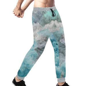 Humo Azul Sweatpants, Sweatpants - Viaggi By Jase King