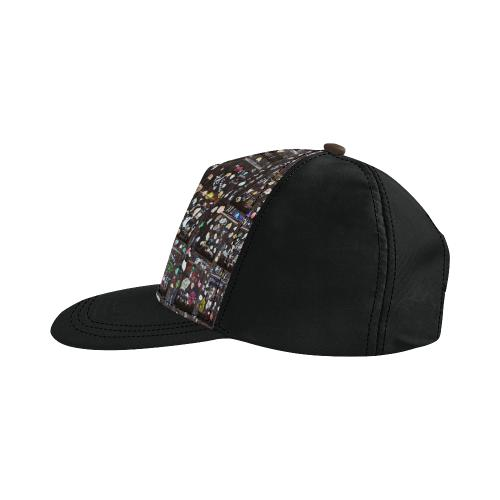 You Kiss By The Book Snapback Cap - VIAGGI BY JASE KING