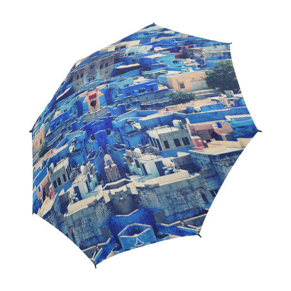 Neelo Umbrella, Semi-Automatic Foldable Umbrella - Viaggi By Jase King