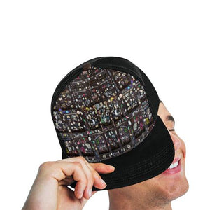 You Kiss By The Book Snapback Cap, snapback caps - Viaggi By Jase King
