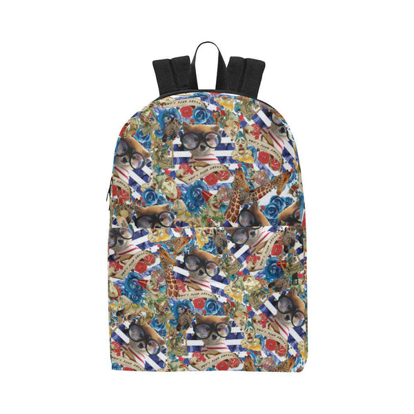 Who's Your Daddy Backpack, Backpack - Viaggi By Jase King