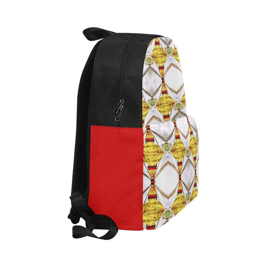 Om Mani Padme Hum Backpack, Backpack - Viaggi By Jase King