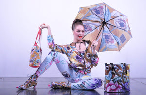 Yak Away Umbrella, Auto-Foldable Umbrella - Viaggi By Jase King
