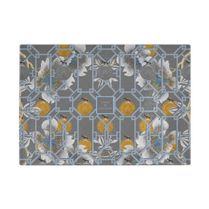 King Of My Castle Glass Cutting Board, Cutting Boards - Viaggi By Jase King