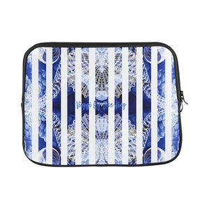 "Blue Octopus Laptop 13"", 15"", 17"" Cover, Laptop Covers - Viaggi By Jase King"