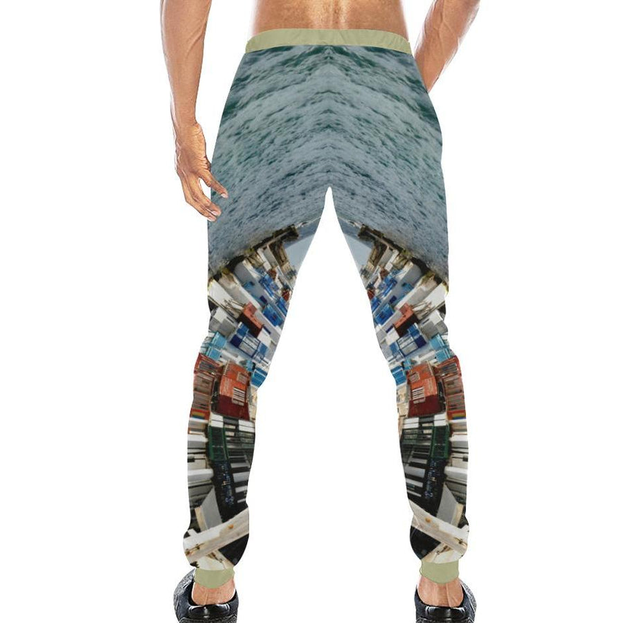 Beckoning Wonder Sweatpants, Sweatpants - Viaggi By Jase King