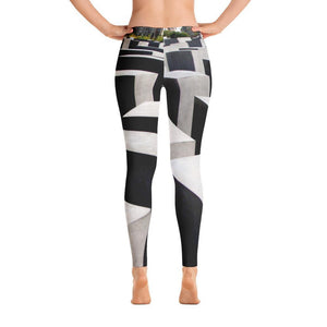 Ich Bin Ein Berliner Leggings, Leggings - Viaggi By Jase King