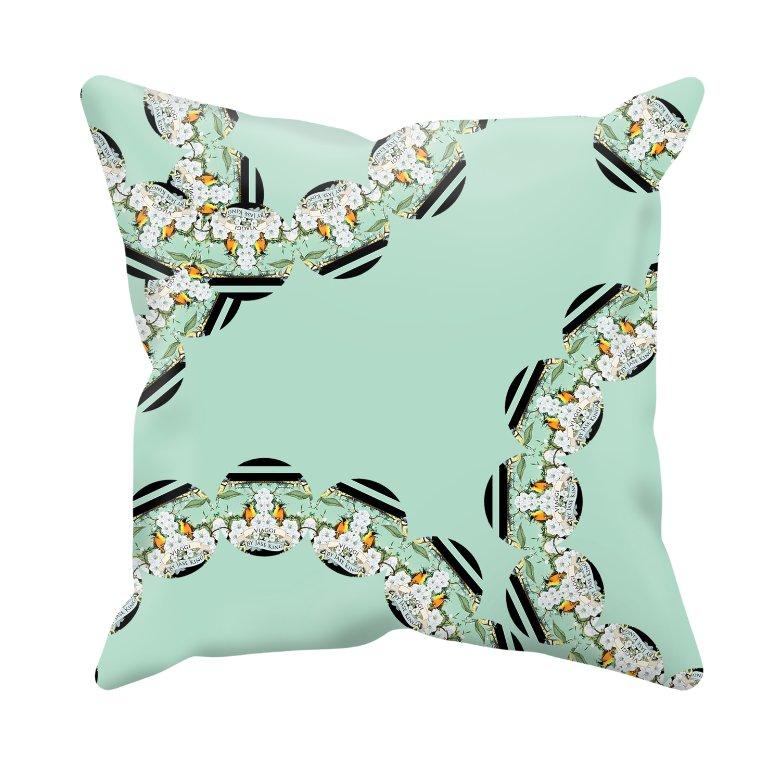 La Maison Cushion Cover / Koti, Cushion Covers - Viaggi By Jase King