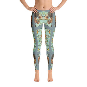 La Maison / Otthon Leggings, Leggings - Viaggi By Jase King