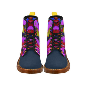 Origami Nylon/Canvas Sonder Boots, Sonder Boots - Viaggi By Jase King