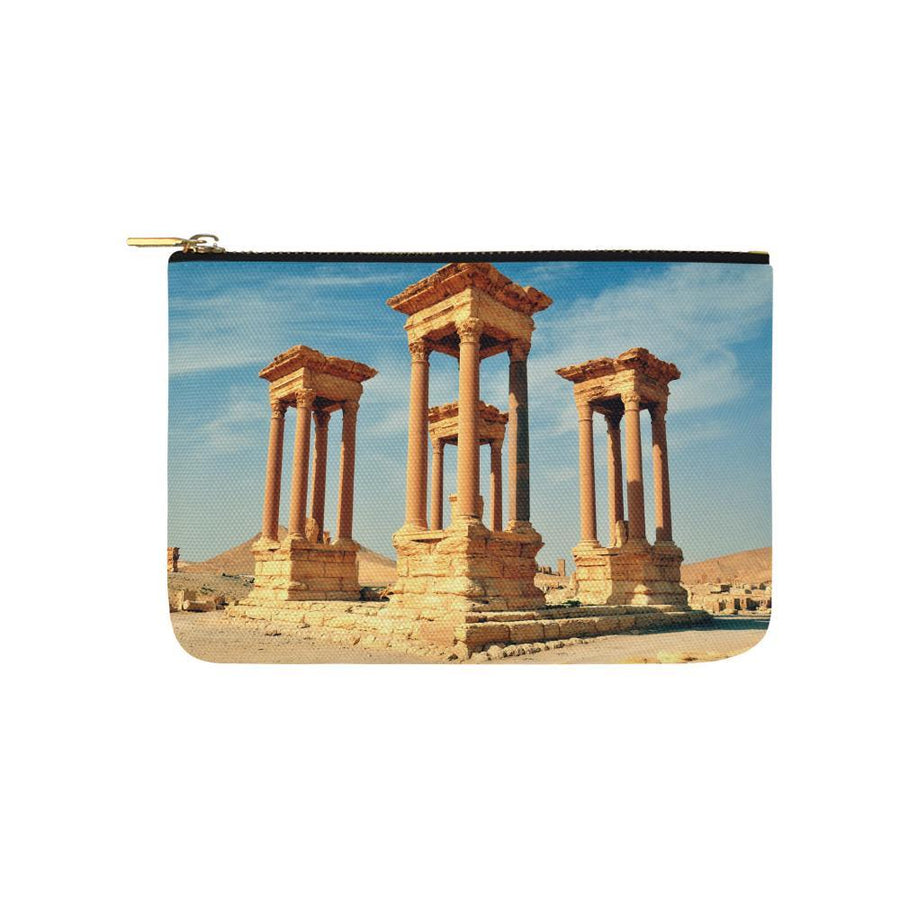 Palmyra Pouch, Carry-All Pouch - Viaggi By Jase King