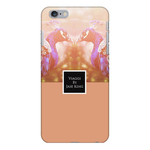 Peacock Paradise Iphone Case, Iphone Case - Viaggi By Jase King