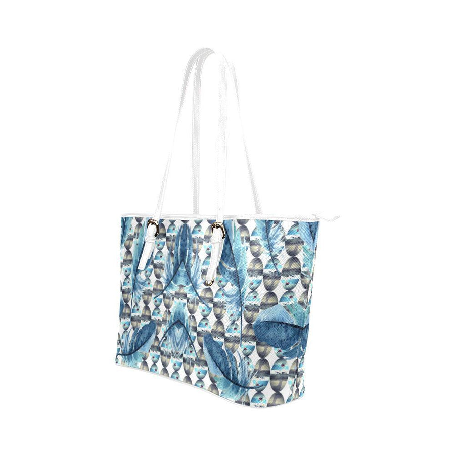 Swan Lake / Vagary Tote, Large Vagary Tote - Viaggi By Jase King