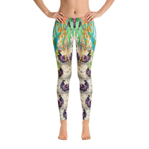 The Howl Leggings, Leggings - Viaggi By Jase King