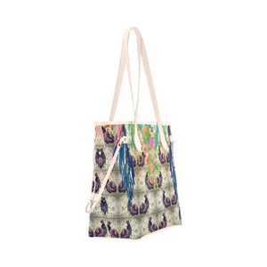 The Howl / Orenda Tote, Orenda Canvas Tote - Viaggi By Jase King