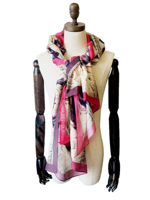 The Howl Signature Scarf, Signature Scarves - Viaggi By Jase King