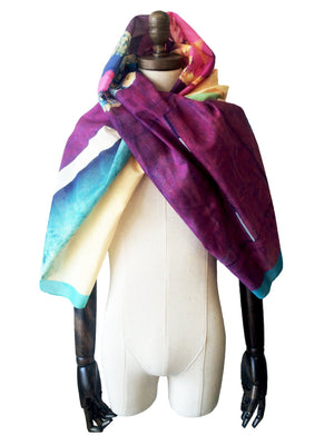 The Toreadors Signature Scarf, Signature Scarves - Viaggi By Jase King
