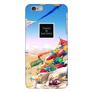 Tibetan Dreams Iphone Case, Iphone Case - Viaggi By Jase King